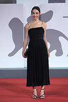 Suzanne Jouannet attending the Les Choses Humaines Premiere as part of the 78th Venice International Film Festival in Venice, Italy on September 09, 2021. <br /> CAP/MPI/IS/PAC<br /> ©PAP/IS/MPI/Capital Pictures