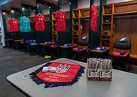Sponsorship, USWNT vs Portugal, August 29, 2019