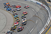 NASCAR Xfinity Series<br /> ToyotaCare 250<br /> Richmond International Raceway, Richmond, VA USA<br /> Saturday 29 April 2017<br /> Daniel Suarez, Juniper Toyota Camry and Kyle Benjamin, ToyotaCare Toyota Camry<br /> World Copyright: Nigel Kinrade<br /> LAT Images<br /> ref: Digital Image 17RIC1nk07185