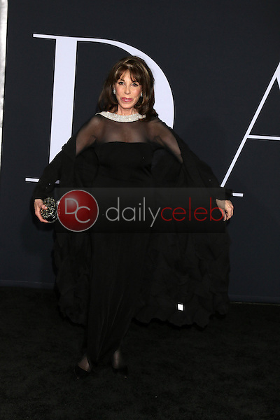 "Kate Linder<br /> at the ""Fifty Shades Darker"" World Premiere, The Theater at Ace Hotel, Los Angeles, CA 02-02-17<br /> David Edwards/DailyCeleb.com 818-249-4998"