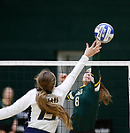 Colorado Christian at Black Hills State Volleyball