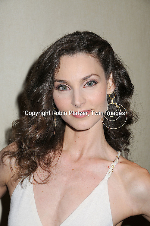 """Alicia Minshew, actress on """" All My Children"""".at The HeartShare Human Services of New York Spring Gala and Auction on April 8, 2008 at The Marriott .Marquis Hotel in New York City. Cameron Mathison of """"All My Children""""  and Tony Sirico of """"The Sopranos"""" were honored. ..Robin Platzer, Twin Images"""