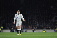Elliot Daly, FEBRUARY 27, 2016 - Rugby : Elliot Daly of England during the RBS 6 Nations match between England and Ireland at Twickenham Stadium, London, United Kingdom. (Photo by Rob Munro)