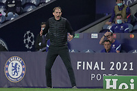 Chelsea manager Thomas Tuchel during the UEFA Champions League Final match between Manchester City and Chelsea at The Estdio do Drago, Porto, Portugal on 29 May 2021. PUBLICATIONxNOTxINxUK Copyright: xAndyxRowlandx PMI-4238-0153 <br /> Oporto 29/05/2021 <br /> Champions League Final <br /> Manchester City Vs Chelsea <br /> Photo Imago/Insidefoto <br /> ITALY ONLY