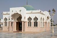 Senegal, Touba.  Mausoleum of Abdou Khadar Mbacke, Fourth Khalif-General of the Mouride Brotherhood, 1989-90.
