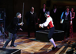 """Norm Lewis and Tony Yazbeck and cast performing during the MCP Production of """"The Scarlet Pimpernel"""" Concert at the David Geffen Hall on February 18, 2019 in New York City."""