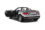 Car images of 2018 Mercedes Benz SLC-Roadster AMG-SLC43 2 Door Convertible Doors
