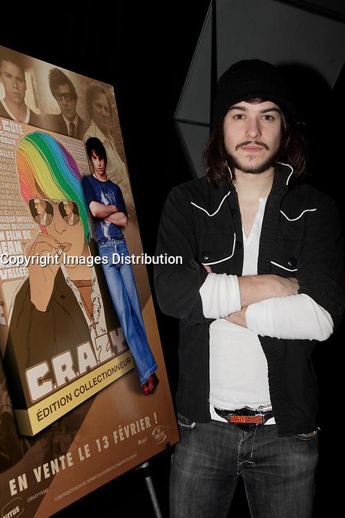 Marc-Andre Grondin<br /> Lancement DVD de collection<br /> C.R.A.Z.Y.<br /> En présence de toute l'équipe de production <br /> <br /> photo : Pierre Roussel (c)  Images Distribution