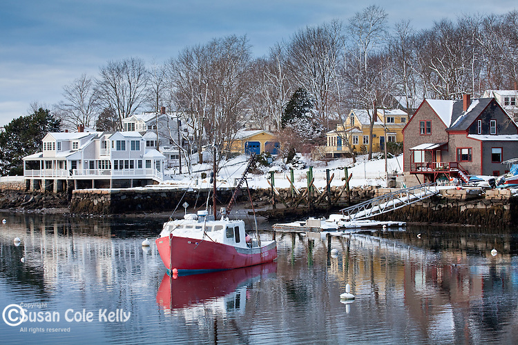 Annisquam Village in Gloucester, Cape Ann, MA, USA
