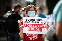 23.05.2020 - Buoni Spesa Buoni Affitto Buoni a Nulla? - Covid19 Vouchers & Aids For Rent/Income Demo