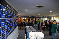 Miramar clubrooms during the Central League football match between Miramar Rangers and Lower Hutt AFC at David Farrington Park in Wellington, New Zealand on Saturday, 10 April 2021. Photo: Dave Lintott / lintottphoto.co.nz