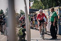 André Greipel (DEU/Lotto-Soudal) at sign-on<br /> <br /> Stage 7: Fougères > Chartres (231km)<br /> <br /> 105th Tour de France 2018<br /> ©kramon