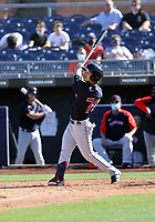 Steven Kwan - Cleveland Indians 2021 spring training (Bill Mitchell)