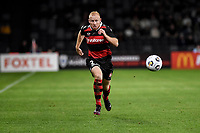 1st May 2021; Bankwest Stadium, Parramatta, New South Wales, Australia; A League Football, Western Sydney Wanderers versus Sydney FC; Ziggy Gordon of Western Sydney Wanderers runs onto the through ball