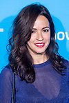 Veronica Sanchez attends to blue carpet of presentation of new schedule of Movistar+ at Queen Sofia Museum in Madrid, Spain. September 12, 2018. (ALTERPHOTOS/Borja B.Hojas)