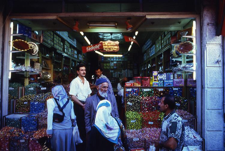 Asia, TUR, Turkey, Aegean Sea, Aegean, Izmir, Old town, Market, Shop