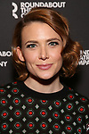 """Holley Fain attends the Roundabout Theatre Company One-Night Only Benefit Reading Cast Reception for """"Twentieth Century"""" at Studio 54 on April 29, 2019 in New York City."""