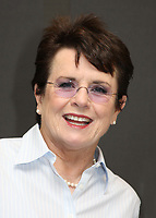 "Fort Lauderdale, FL 9-23-2008, Billie Jean King signing her new book ""Pressure Is a Privilege"". Photo by JR Davis-PHOTOlink.net"