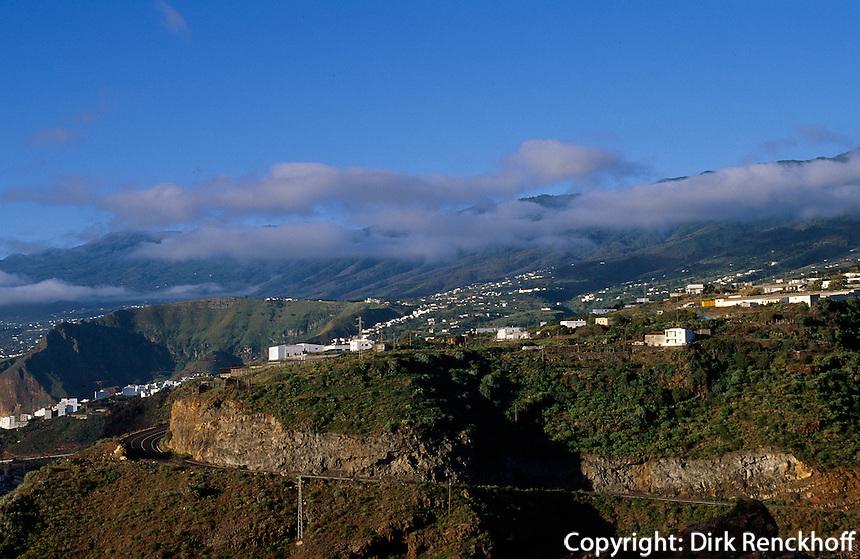 Spanien, Kanarische Inseln, La Palma,  Santa Cruz