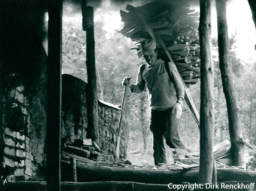 Töpferei in Yusong, Korea 1977