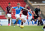 St Johnstone v Hearts 17.05.17     SPFL    McDiarmid Park<br />David Wotherspoon and Malaury Martin<br />Picture by Graeme Hart.<br />Copyright Perthshire Picture Agency<br />Tel: 01738 623350  Mobile: 07990 594431