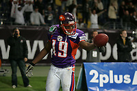 Touchdown Walter Young (Wide Receiver Frankfurt Galaxy)