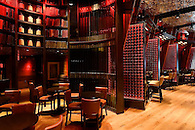Interior photo of a bar/event space.