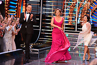 """Craig Revel-Horwood, Dame Darcey Bussell and Shirley Ballas<br /> at the launch of """"Strictly Come Dancing"""" 2018, BBC Broadcasting House, London<br /> <br /> ©Ash Knotek  D3426  27/08/2018"""