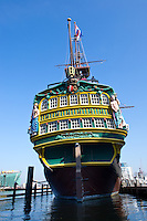 The Vantage Travel Cruise, MS Discovery II along the canals of the Netherlands. Canal and architecture tour in Amsterdam.