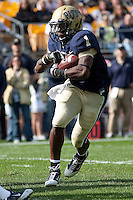 Pitt running Ray Graham. The Pittsburgh Panthers defeated the Rutgers Scarlet Knights 41-21 on October 23, 2010 at Heinz Field, Pittsburgh, Pennsylvania....