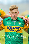 Daniel  Collins, Kerry before the National hurling league between Kerry v Down at Austin Stack Park, Tralee on Sunday.