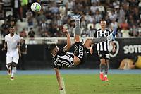 Rio de Janeiro (RJ), 10/03/2020 - Botafogo-Parana - Pedro Raul jogador do Botafogo,durante partida contra o Parana,valida pela 3ª fase da Copa do Brasil,realizada no Estadio Nilton Santos (Engenhao), na zona norte do Rio de Janeiro,nesta terca (10). (Foto: Alexandre Durao/Codigo 19/Codigo 19)