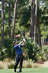 PALM BEACH GARDENS, FL. - Jeff Klauk from the fairway during final round play at the 2009 Honda Classic - PGA National Resort and Spa in Palm Beach Gardens, FL. on March 8, 2009.