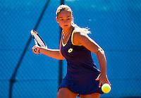 September 03, 2014,Netherlands, Alphen aan den Rijn, TEAN International,  Lesley Kerkhove (NED) <br /> Photo: Tennisimages/Henk Koster