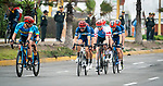Lowell Taylor and Andrew Davidson - Lima 2019. Para Cycling // Paracyclisme.<br />