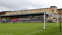 General view of the Main Stand at Dulwich Hamlet FC during Dulwich Hamlet vs Brentford B, Friendly Match Football at Champion Hill Stadium on 31st July 2021