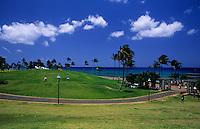 Kakaako Park, Honolulu Hawaii
