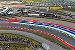 Circuit of the Americas racetrack in action during the Formula 1 Aramco United States Grand Prix practice session held at the Circuit of the Americas racetrack in Austin,Texas.