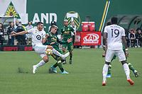 Portland, Oregon - Sunday September 22, 2019: Portland Timbers v Minnesota United at Providence Park