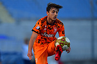 NOVARA, ITALY, NOV 08: Ferdinando Del Sole  27 Juventus U23 during the Italian Serie C match between Novara Calcio 1908 and FC juventus U23 Cristiano Mazzi / SPP Novara Calcio 1908 v FC Juventus U23 PUBLICATIONxNOTxINxBRA