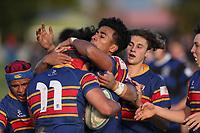190518 1st XV Rugby - St Thomas v Christchurch BHS