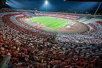 delije sever stadion Rajko Mitic total Crvena Zvezda - Ludogorets, fudbal  02.8.1016. August 2. 2016. (credit image & photo: Pedja Milosavljevic / STARSPORT)