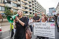 2019/05/31 Berlin | Wohnungspolitik | Friedrichstrasse
