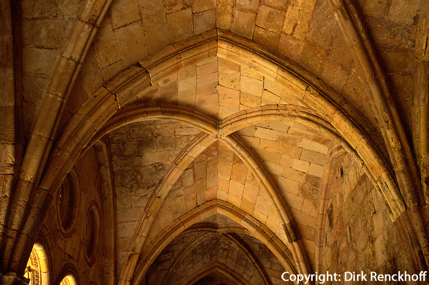 Spanien, Katalonien, Tarragona, , Kreuzgang der Kathedrale