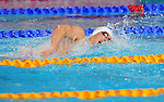 Wales' Calum Jarvis competes in the men's 200m freestyle final where he won a bronze medal<br /> <br /> Photographer Chris Vaughan/Sportingwales<br /> <br /> 20th Commonwealth Games - Day 2 - Friday 25th July 2014 - Swimming - Tollcross International Swimming Centre - Glasgow - UK