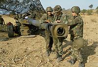- US Marines in  Turkish Thrace during  NATO exercises....- Marines USA in Tracia Turca durante esercitazioni NATO....