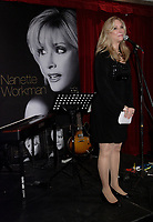 Montreal (Qc) CANADA - Nov 13 2008 - Nanette Workman launch  her biography : Nanette Workan : Rock'n'Romance  written by Mario Bolduc and an CD L Anthologie 1975-2005, PHOTO D'ARCHIVE :  Agence Quebec Presse