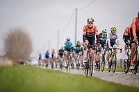 Lars Boom (NED/Roompot-Charles)<br /> <br /> 43rd Driedaagse Brugge-De Panne 2019 <br /> One day race (1.UWT) from Brugge to De Panne BEL (200km)<br /> <br /> ©kramon