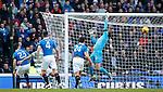 Steve Simonsen beaten for Celtic's opener
