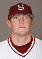 STANFORD, CA - JANUARY 7:  Drew Storen of the Stanford Cardinal baseball team poses for a headshot on January 7, 2009 in Stanford, California.